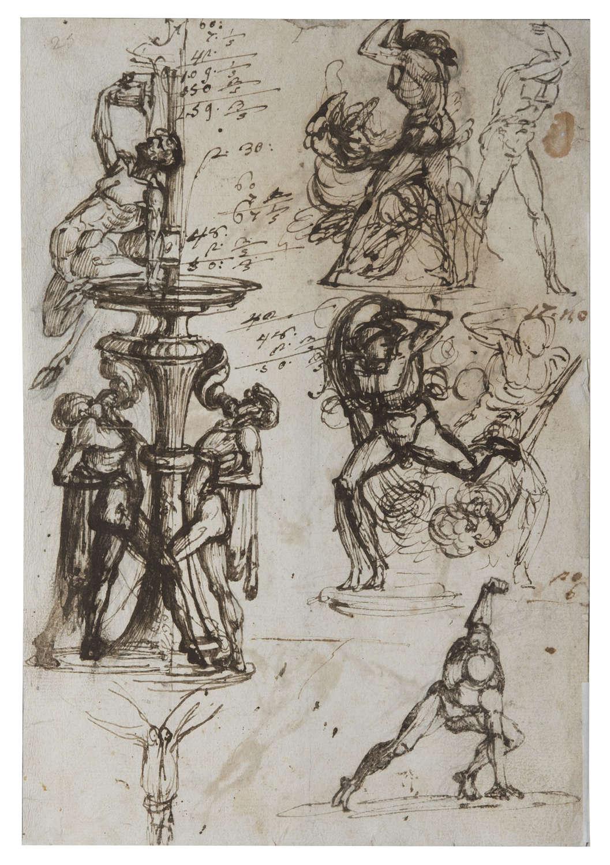 Ottley drawing