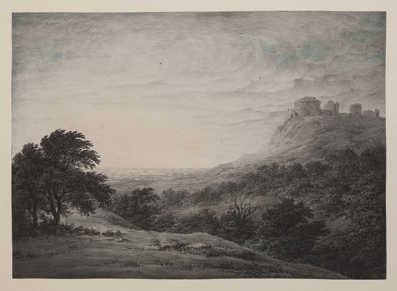 Glover watercolor